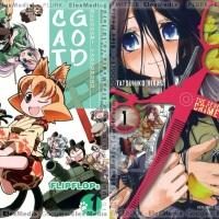 """Manga """"Nekogami Yaoyorozu"""" dan """"Dansai bunri no Crime Edge"""" dipublikasi di Indonesia"""