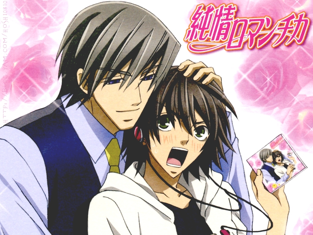 Direncanakan project anime baru adaptasi dari BL manga ...
