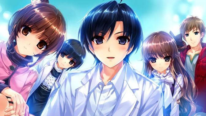 "Visual Novel ""Ushinawareta Mirai wo Motomete"" diadaptasi menjadi TV Anime"