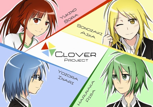 cloverproject-characters