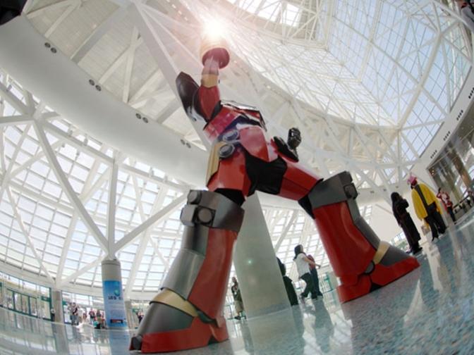 Interview: Cosplayer Mecha Dari Jepang, Goldy