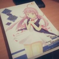 Ulasan light novel: Hikari no Mizuumi