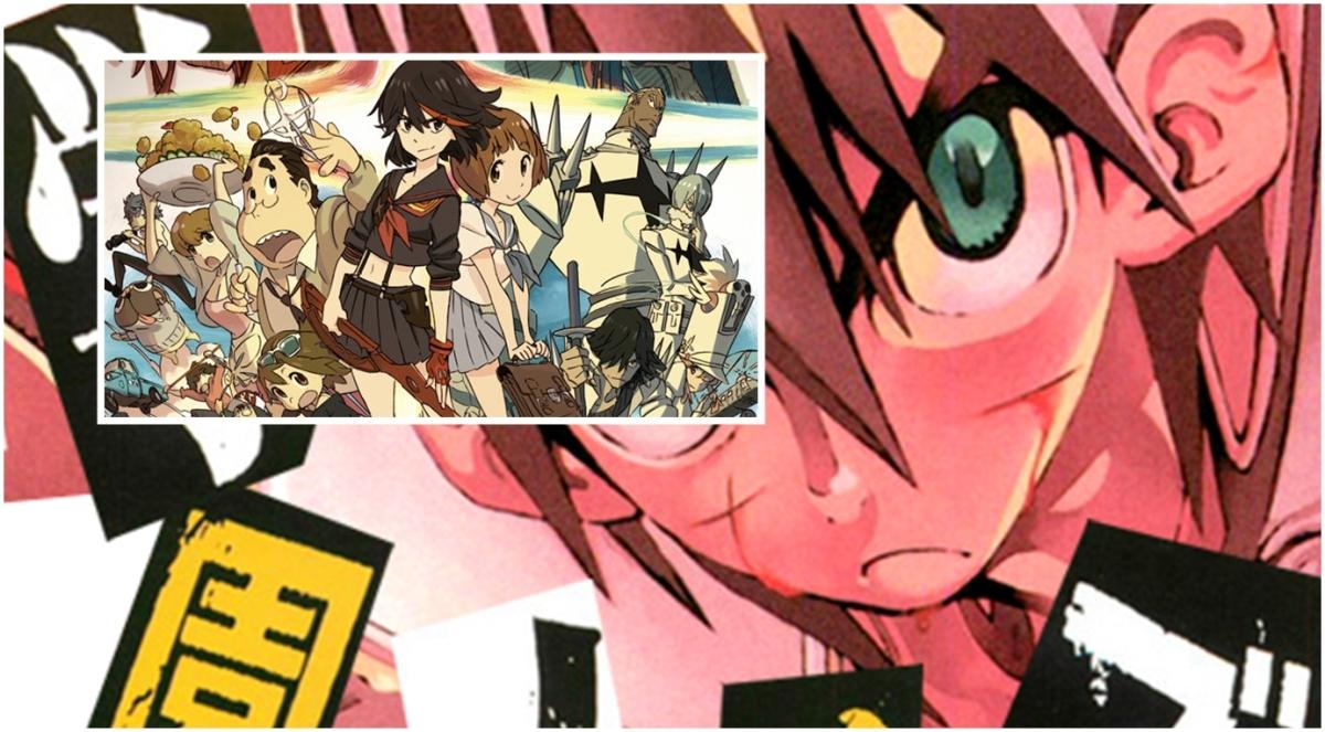 Mangaka Gakuen Noise menduga manga mereka diplagiat Kill la Kill