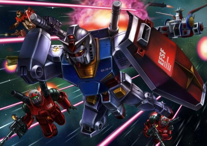 Mobile Suit Gundam Sidestory kembali lagi dalam port PS3