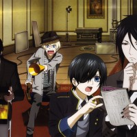 "Serial ""Kuroshitsuji"" Anime terbaru diumumkan"