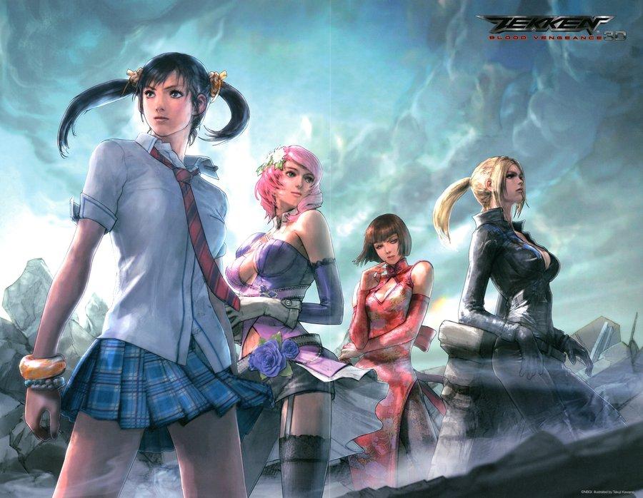 Tekken_girls_by_silidiunim-d5bf5uh