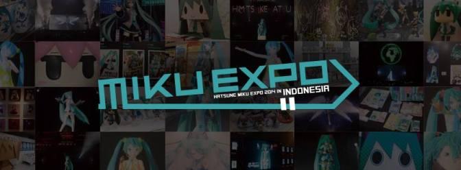 Cihuy! Hatsune Miku Akan Segera Manggung dan Menggelar Expo di Indonesia!
