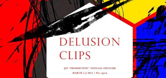 Diumumkannya 'Delusion Clips', Fan Club Resmi dari Jin (Shizen no Teki P)