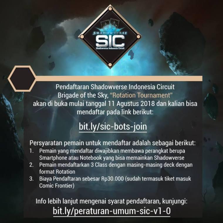 SIC Rules